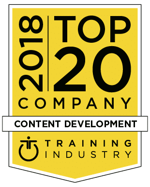Top 20 Content Development Training Industry