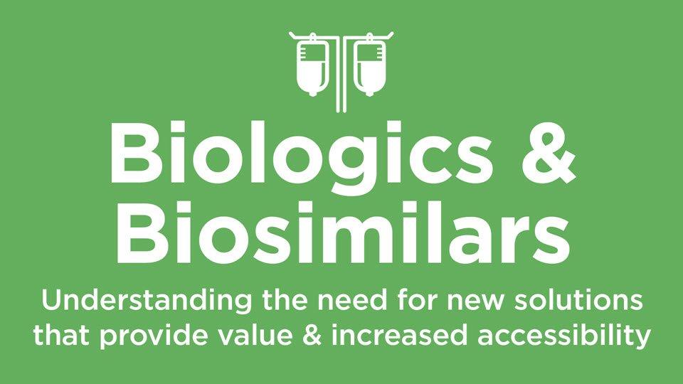 Biologics & Biosimilars Training Experience