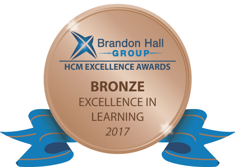 CLD Brandon Hall Excellence in Learning