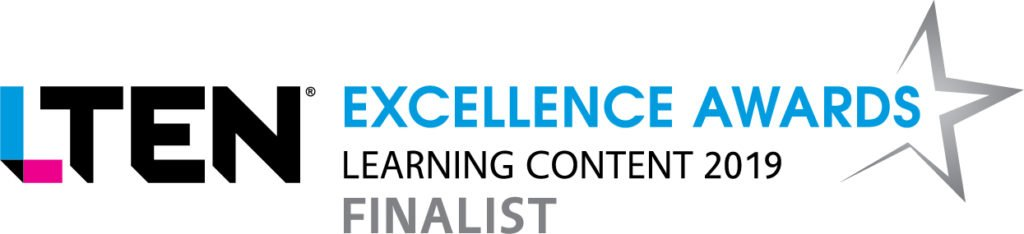 LTEN Excellence Awards Learning Content Provider