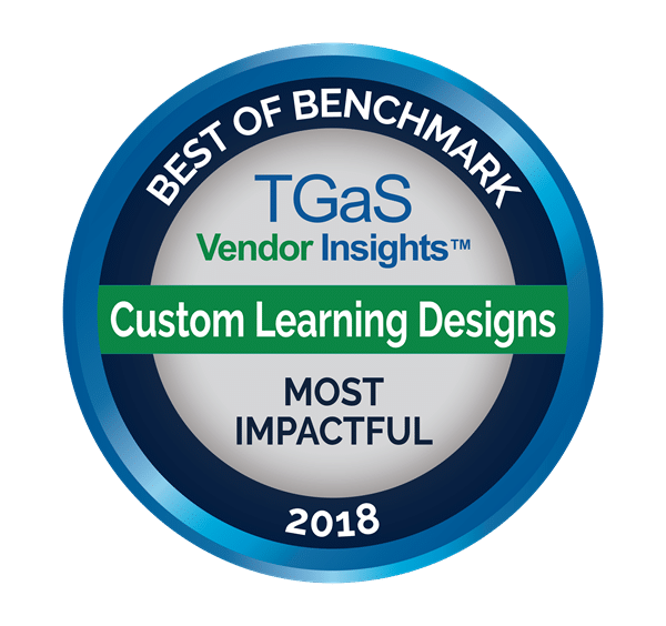 TGaS Most Impactful Vendor 2018