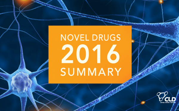 Novel Drugs Summary 2016 Header