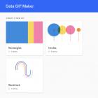 Google Data Gif Maker Options