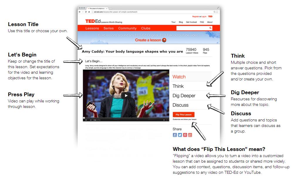 Lesson Editor Screen