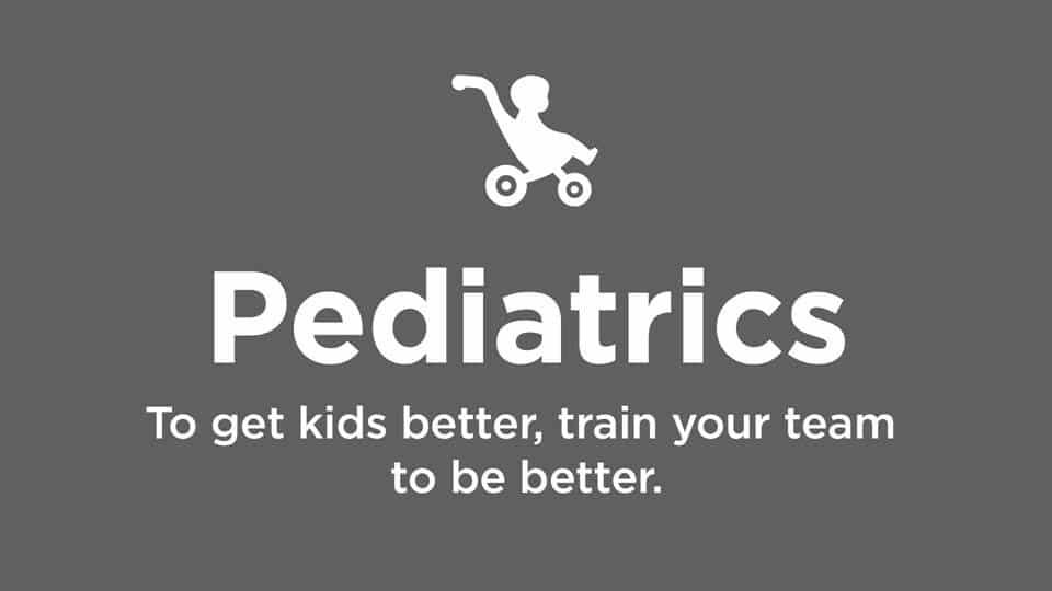 Pediatric Training Experience