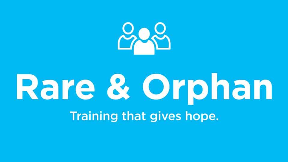 Rare and Orphan Training