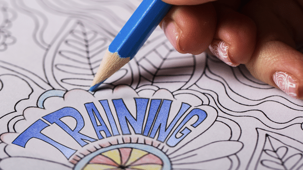 5 Sales Training Lessons Learned from Adult Coloring Books
