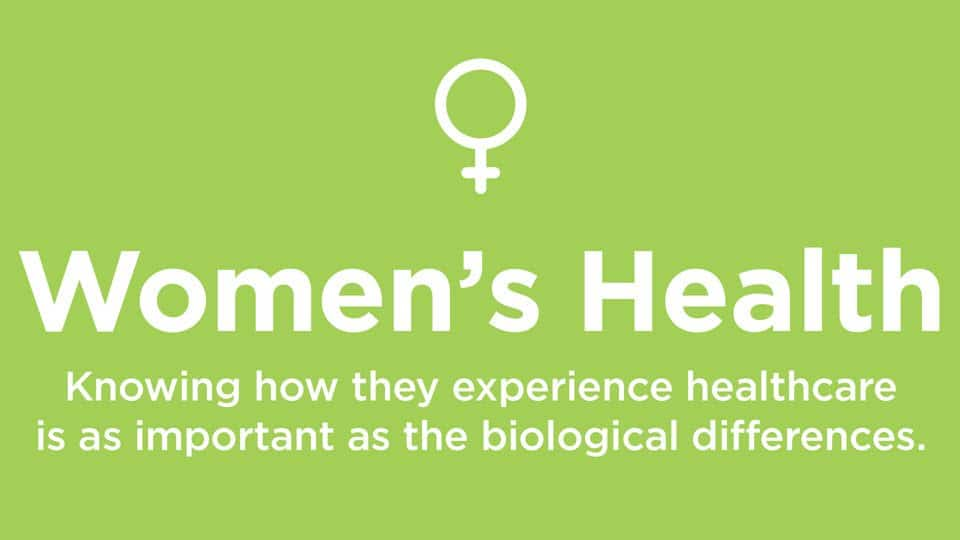 Women's Health Training Experience