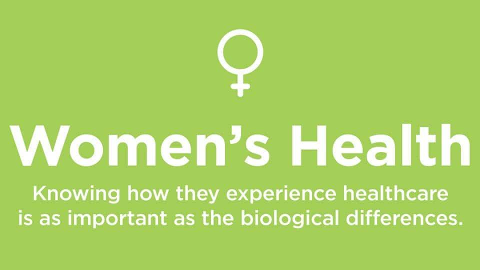 Women's Health Training Experience